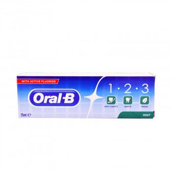 ORAL B ΟΔΟΝΤΟΚΡΕΜΑ 1 2 3...