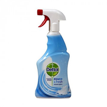 DETTOL POWER & FRESH COTTON...