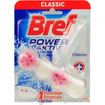 BREF WC POWER ACTIVE CHLORINE 50 ΓΡ.