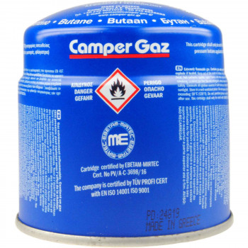 CAMPER GAS ΦΙΑΛΙΔΙΟ ΥΓΡΑΕΡΙΟΥ 190 ΓΡ.