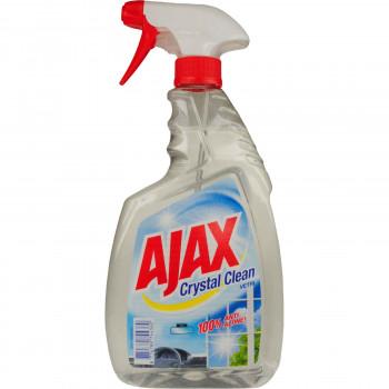 AJAX ΥΓΡΟ ΤΖΑΜΙΩΝ CRYSTAL CLEAN ΑΝΤΛΙΑ 750 ML.