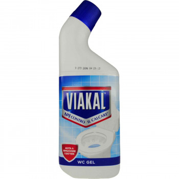 VIAKAL WC GEL 750 ML.