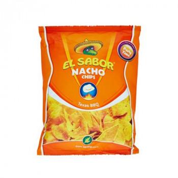 EL SABOR NACHO CHIPS...