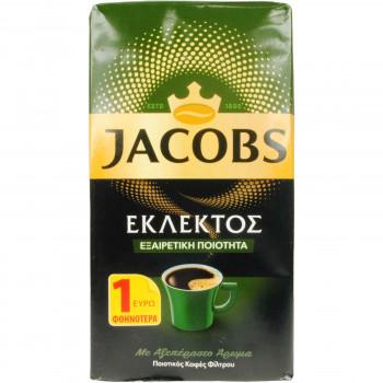 JACOBS ΕΚΛΕΚΤΟΣ ΚΑΦΕΣ ΦΙΛΤΡΟΥ 500 ΓΡ.  -1,00