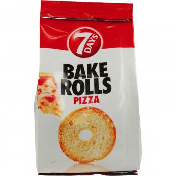 7 DAYS BAKE ROLLS PIZZA 112 ΓΡ.