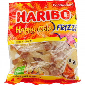 HARIBO HAPPY COLA FRIZZI 192,5 ΓΡ.