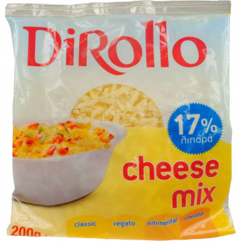 DIROLLO CHEESE MIX 200 ΓΡ.
