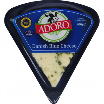 ADORO DANISH BLUE CHEESE 100 ΓΡ.