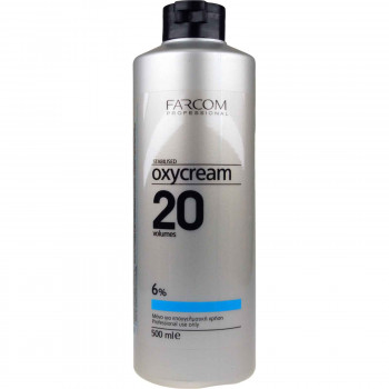 FARCOM OXYCREAM 20 VOL. 500 ML.