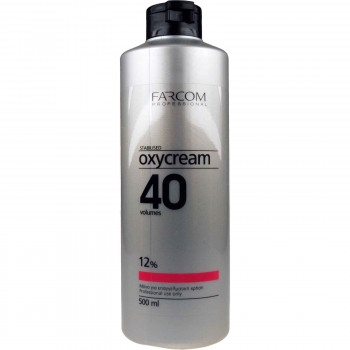 FARCOM OXYCREAM 40 VOL. 500 ML.