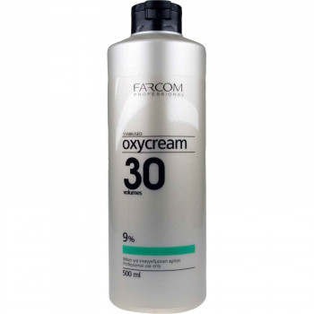 FARCOM OXYCREAM 30 VOL. 500 ML.