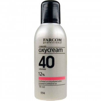 FARCOM OXYCREAM 40 VOL. 70 ML.
