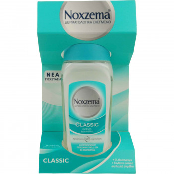 NOXZEMA ROLL ON CLASSIC 50 ML.