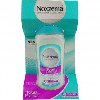 NOXZEMA ROLL ON TOTAL PROTECT FRESH TOUCH 50 ML.