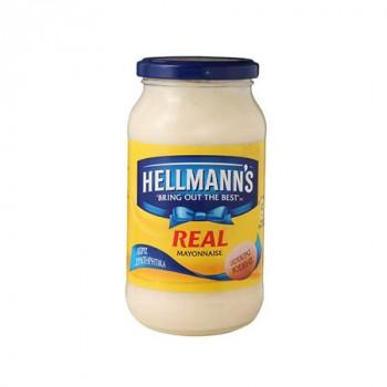 HELLMANN'S REAL ΜΑΓΙΟΝΕΖΑ...