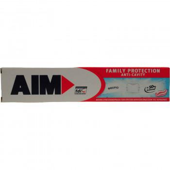 AIM ΟΔΟΝΤΟΚΡΕΜΑ FAMILY PROTECTION ANTI-CAVITY 75 ML.