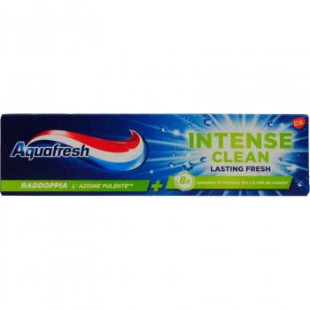AQUAFRESH ΟΔΟΝΤΟΚΡΕΜΑ INTENSE CLEAN 75 ML.