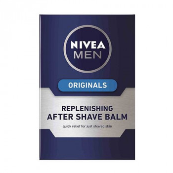 NIVEA AFTER SHAVE BALSAM...