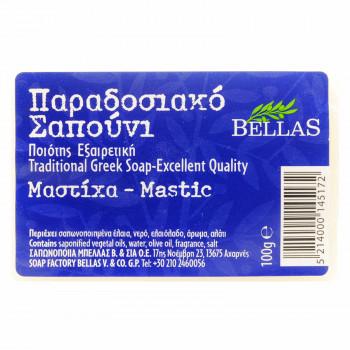 BELLAS ΣAΠOYNI MAΣTIXA 100 ΓP.