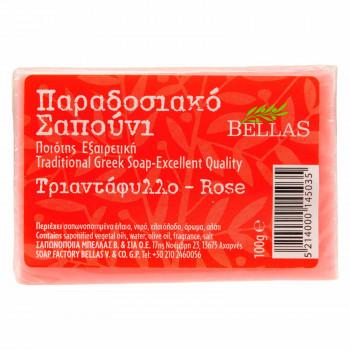 BELLAS ΣAΠOYNI TPIANTAΦYΛΛO 100 ΓP.