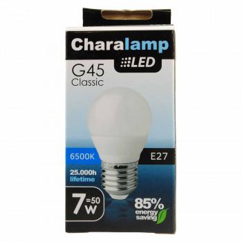 CHARALAMP LED E27 ΣΦΑΙΡΙΚΗ COOL 7W/50W