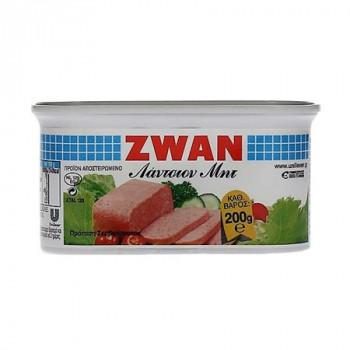 ZWAN ΚΟΝΣΕΡΒΑ LUNCHEON MEAT...
