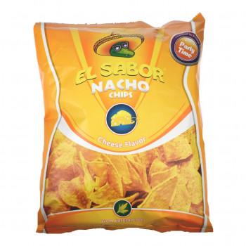 EL SABOR NACHO CHIPS CHEESE...