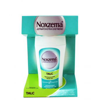 NOXZEMA ROLL ON TALC 50 ML.