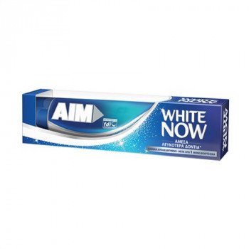 AIM ΟΔΟΝΤΟΚΡΕΜΑ WHITE NOW...